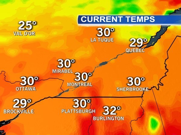 CTV Montreal | Weather - Montreal, Quebec Weather Forecast and