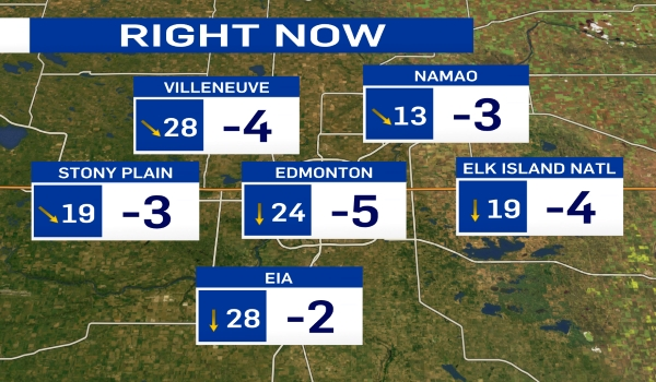 Local Weather | Edmonton and Alberta | CTV News Edmonton