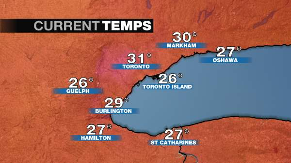 CP24   Weather - Forecasts for Toronto and the GTA